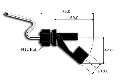 Float Switch drawing