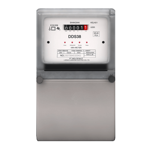 tamper proof electricity meter