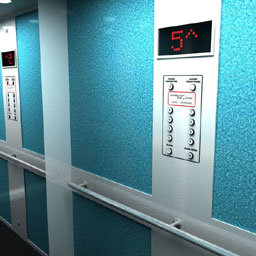 Reed switches in Floor detection in Elevators and Lifts