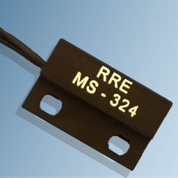 MS-324 Miniature Flat Pack Reed Sensor with Actuator