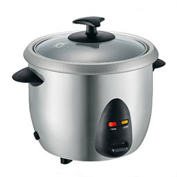 Reed switches in rice cooker heater control