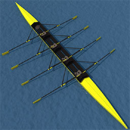 Reed switches in rowing electronics