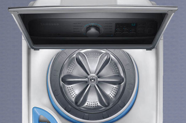Magnet sensors in Top-loading washing machines
