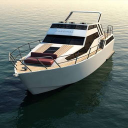 Thermal sensors in sensing Boat engine temperature